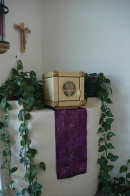 Lent - Tabernacle Norbertine Abbey Albuquerque, NM 2015