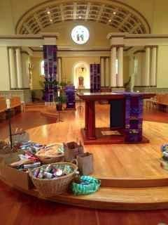 Advent Celebrate! Most Holy Redeemer San Francisco, CA 2016
