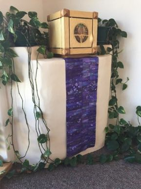 Advent Tabernacle Norbertine Abbey Albuquerque, NM 2015