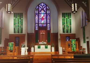Ordinary Time Bethel Lutheran  Madison, WI 2019