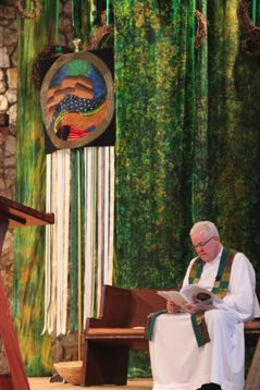 Fall Green Reflect! panels Worship & Music Conference Montreat, NC