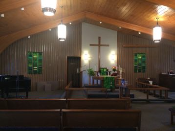 Green Celebrate! and Reflect! Resurrection Lutheran Church Ankeny, IA