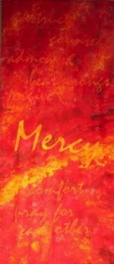 Year of Mercy Mercy & the Spiritual Works Silk